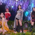 """aespa lançou clipe de """"Next Level"""" nesta segunda-feira (17)"""