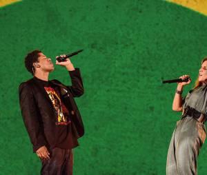 """Alexandre Carlo faz participação no DVD """"Ivete 20 anos"""", da cantora Ivete Sangalo"""