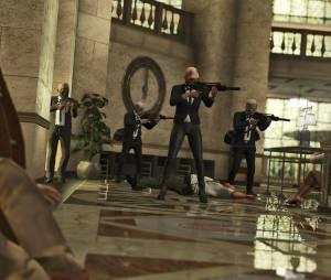 """Assaltos em modo cooperativo chegarão à """"GTA Online"""""""