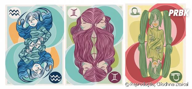 Dicas de presente para os signos do elemento ar: Gêmeos, Libra, Aquário