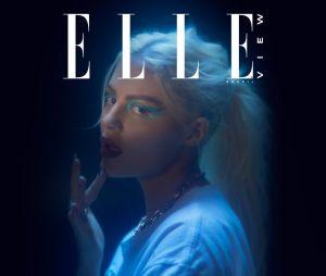 Luísa Sonza é a nova capa da Elle Brasil