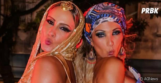 Valesca Popozuda quer gravar com Claudia Leitte