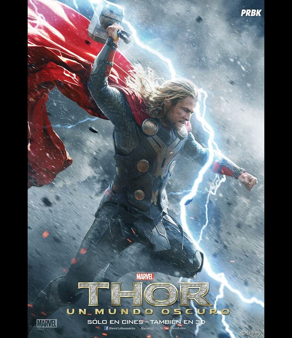 """Em """" Thor: Amor e Trovão"""", só para 2022, terá representatividade LGBTQIA+"""