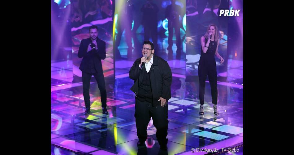 "Lui Medeiros cantou o sucesso de Justin Timberlake e Michael Jackson na semifinal ""The Voice Brasil"""
