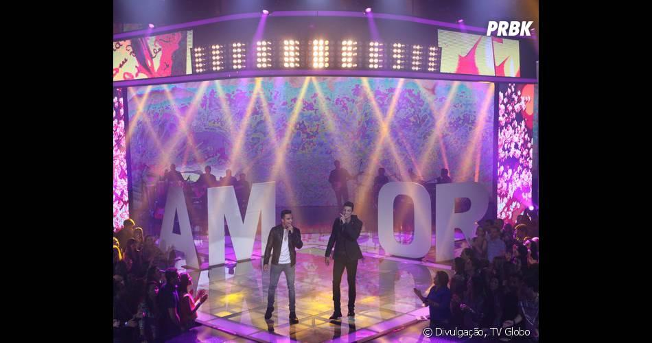 """Danilo Reis e Rafael surpreenderam ao som de um pop e conquistaram um lugar na final do """"The Voice Brasil"""""""
