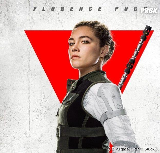 """""""Viúva Negra"""": 5 motivos para acreditar que Yelena Belova (Florence Pugh) é a sucessora perfeita de Natasha (Scarlett Johansson)"""