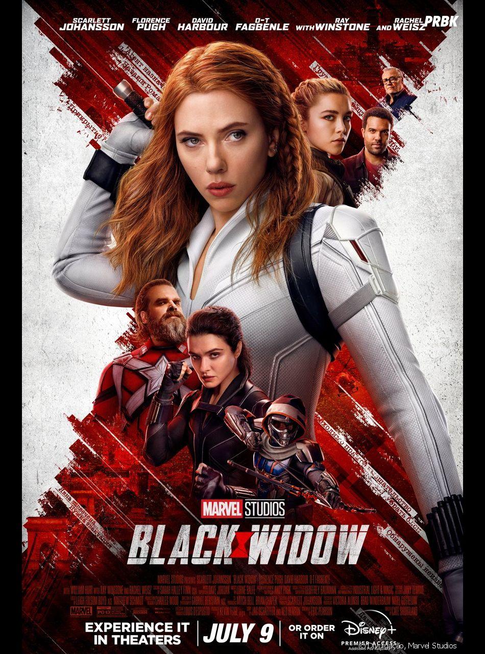 """Yelena Belova (Florence Pugh) dá muito valor à família mostrada em """"Viúva Negra"""""""