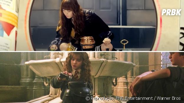 """K-pop: """"Harry Potter"""" virou inspiração para MV"""