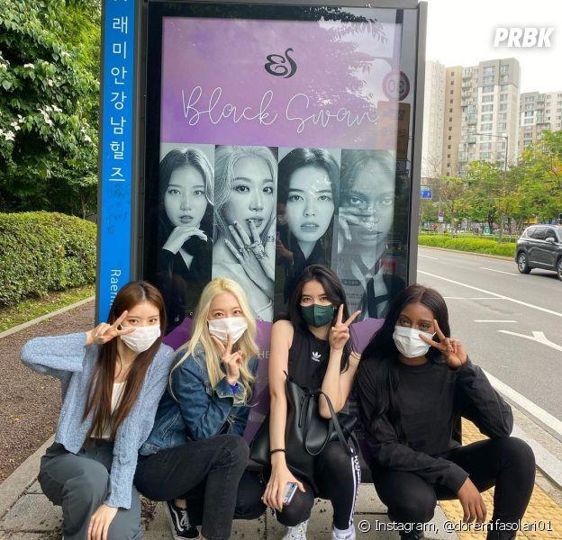 K-pop: como cada integrante do Black Swan foi selecionada