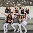 """Now United: os integrantes falaram sobre o desafio de atuar em novo musical, """"Love, Love, Love"""""""