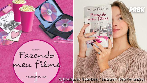 """""""Fazendo Meu Filme"""", de Paula Pimenta, é uma saga literária de muito sucesso"""