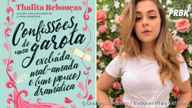 Klara Castanho será protagonista em adaptação de livro de Thalita Rebouças
