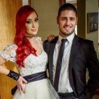 """Novela """"Império"""": Du (Josie Pessôa) e João Lucas (Daniel Rocha) se casam e têm gêmeos!"""