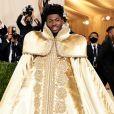 Lil Nas X  contou um conto de fadas americano LGBTQ+ em três partes pelo MET Gala 2021