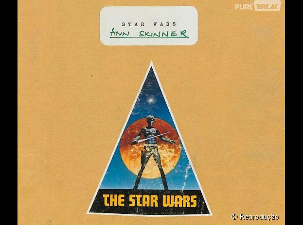 """As fotos dos bastidores de """"Guerra nas Estrelas"""" foram tiradas por Ann Skinner"""