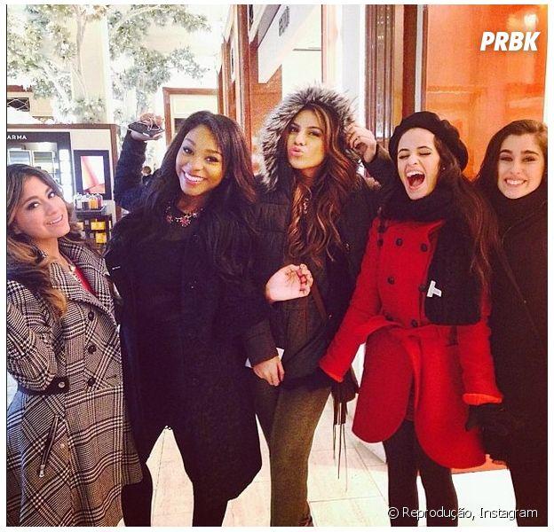 Meninas do Fifth Harmony divulgam datas da turnê, além de novo cover!