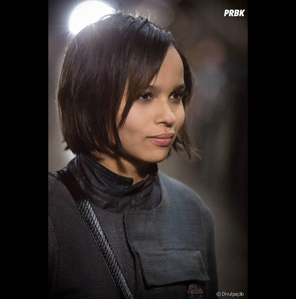 """Zoe Kravitz também está no elenco de """"Divergente"""""""