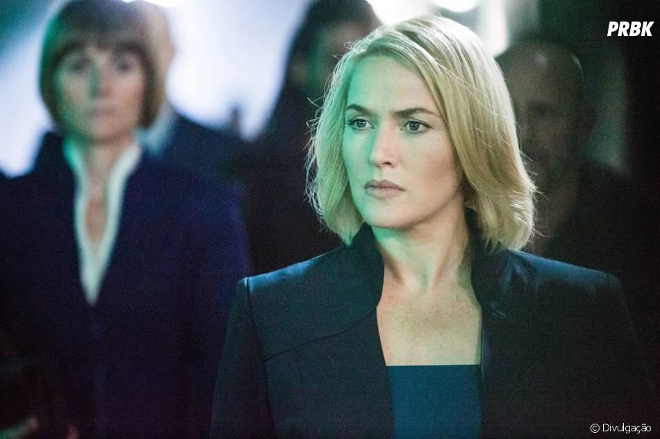 """Kate Winslet vive a poderosa líder da facção Erudição em """"Divergente"""""""