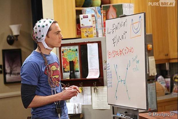 """Sheldon Cooper (Jim Parsons) apronta mais alguma no novo episódio de """"The Big Bang Theory"""""""