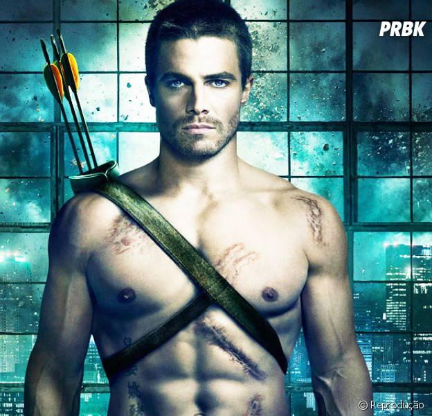 """A série """"Arrow"""" tem reestreia marcada para o dia 21 de janeiro"""