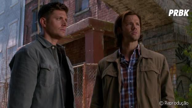 """Sam (Jared Padalecki) vai fazer de tudo pra tentar ajudar Dean (Jensen Ackles) em """"Supernatural"""""""