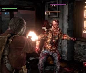 """No Raid Mode de """"Resident Evil: Revelations 2"""", screenshot mostra Barry como protagonista"""