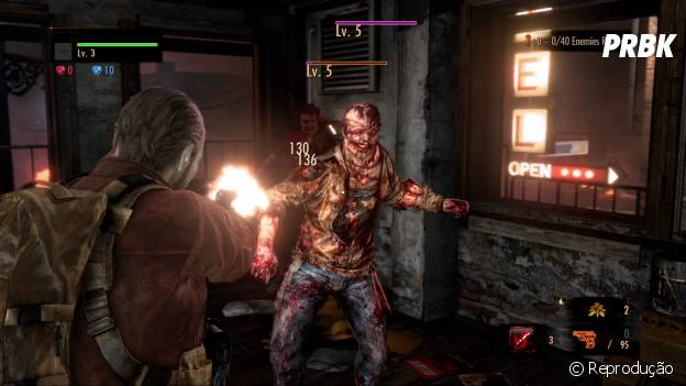 "No Raid Mode de ""Resident Evil: Revelations 2"", screenshot mostra Barry como protagonista"