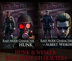 """Season Pass de """"Resident Evil: Revelations 2"""" ou a versão de disco físico darão dois personagens bônus para o Raid Mode"""
