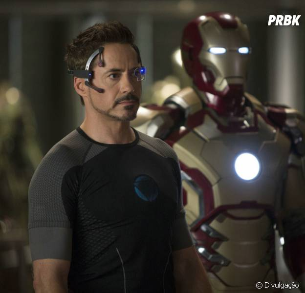 """Robert Downey Jr. sobre """"Capitão América 3"""""""