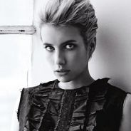 "Emma Roberts, de ""American Horror Story"", fala sobre beijos em James Franco"