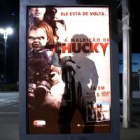 """""""Programa Silvio Santos"""" arrasa de novo! """"Chucky - O Boneco Assassino"""" ataca em São Paulo!"""