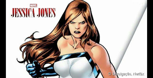 """A série """"AKA Jessica Jones"""" do Netflix é inspirada em personagem dos quadrinhos da Marvel"""
