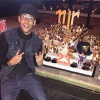 Neymar Jr. comemora aniversário e ganha homenagem de Anitta e Gabriel Medina nas redes sociais