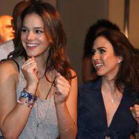 """Bruna Marquezine e Tatá Werneck vão gravar cenas da novela """"I Love Paraisópolis"""" em Nova York"""