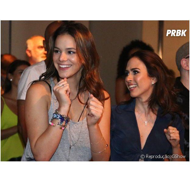 """Bruna Marquezine e Tatá Werneck, junto a ex-miss Angola, vão gravar """"I Love Paraisópolis"""" nos Estados Unidos"""