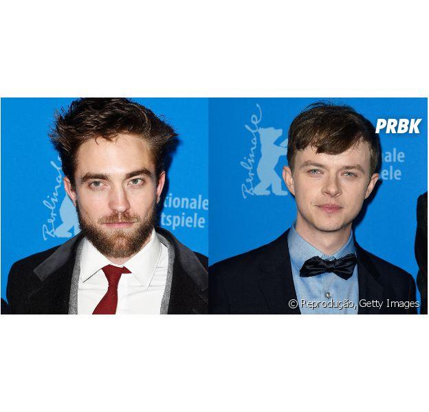 "Robert Pattinson e Dane DeHaan, em première de ""Life"""