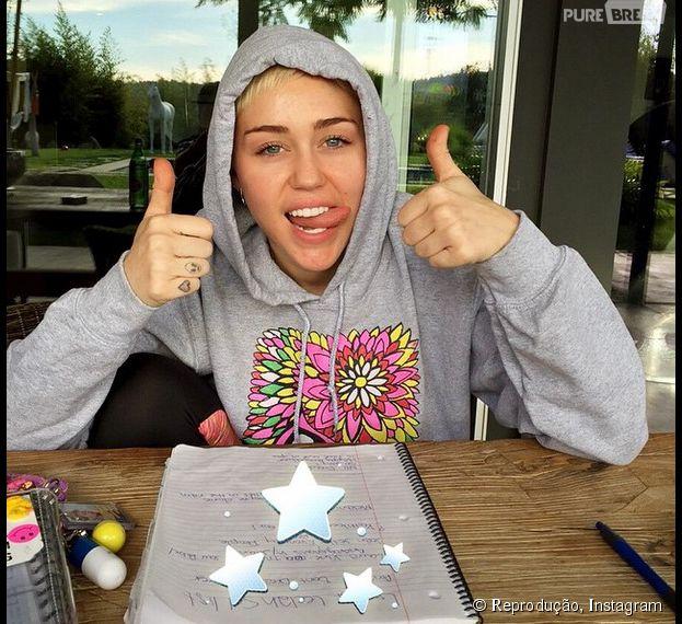Miley Cyrus terá vídeo exibido no Festival de Cinema Pornô de Nova York!
