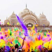 Em clima de Carnaval: Conheça outras festas coloridas e divertidas pelo mundo