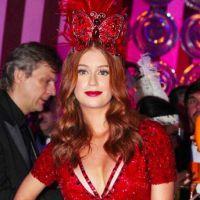 Marina Ruy Barbosa no Carnaval: Saiba como a atriz anda aproveitando os dias de folia!
