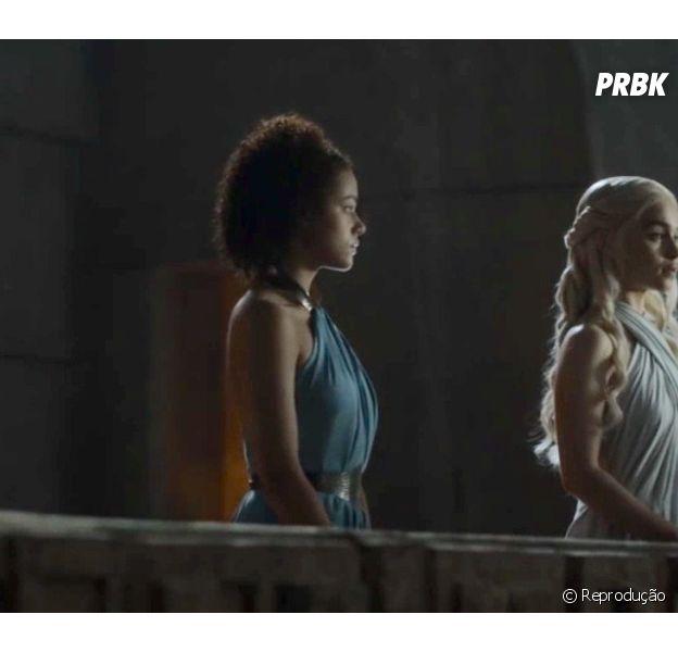 """Veja duas  enas que foram retiradas do DVD da 4ª temporada de """"Game Of Thrones"""""""