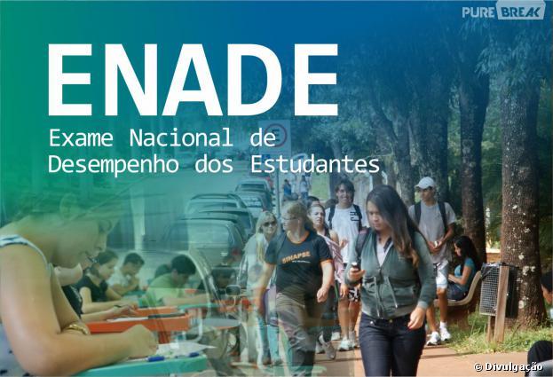 Enade 2013 será realizado em todo o país neste domingo (dia 24)