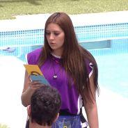 """BBB15"": Tamires vence Prova do Anjo pela 3ª vez e deixa Cézar pra trás no jogo de tabuleiro"