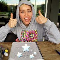 Miley Cyrus está grávida? Cantora acaba com rumores e posta imagem engraçadinha!