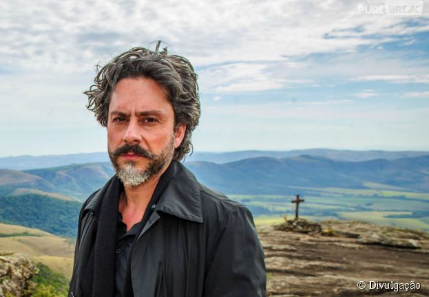 "José Alfredo, da novela ""Império"""