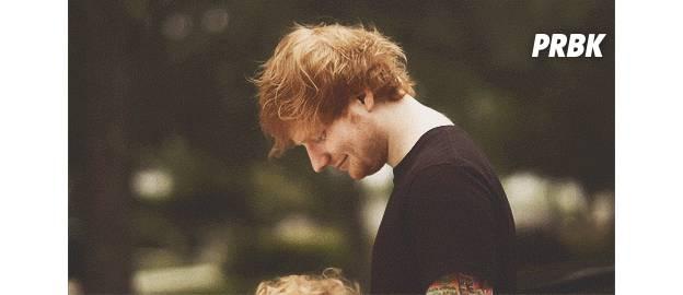 Ed Sheeran recebe carta de fã coreana que o chama de feio