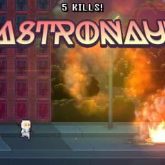 """Conheça """"Lastronaut"""": um mobile game simples e carismático que não vai te cobrar um centavo"""