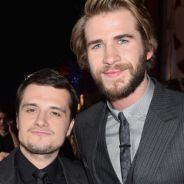 "De ""Jogos Vorazes"": Josh Hutcherson vive mandando mensagens para Liam Hemsworth!"