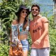 Curtiram essas opções de looks de Felipe Simas Anaju Dorigon para o Lollapalooza 2015?