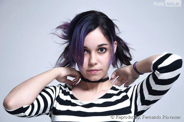 Amora Bettany é a jovem brasileira que desenvolve games independentes