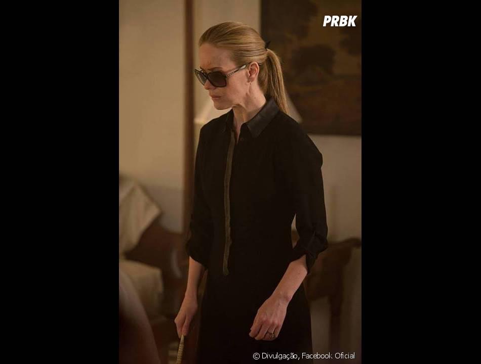 """Cordelia (Sarah Paulson) vai recuperar a visão em""""American Horror Story: Coven"""""""